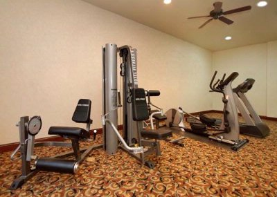 Fitness Center With Cardio Equipment 9 of 11