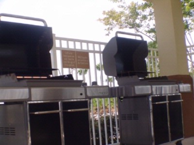 Free Grills At Pool Area 10 of 12