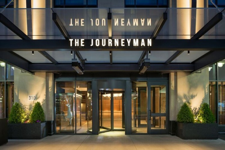 The Journeyman Hotel 1 of 11