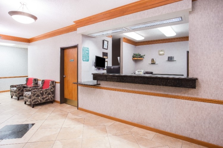 Front Desk 12 of 15
