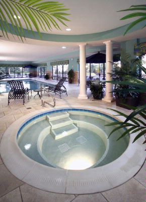 Large Heated Indoor Pool And Spa 7 of 21