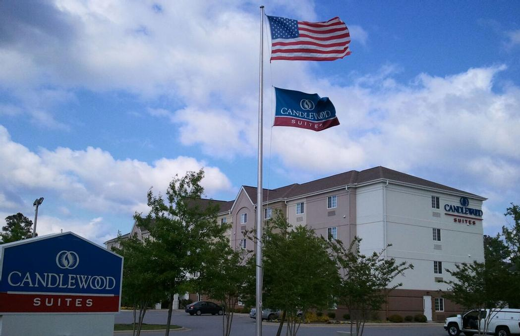 Candlewood Suites Greenville Nc 1 of 15