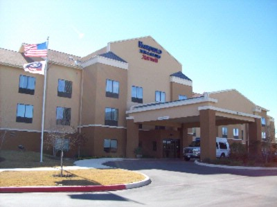 Fairfield Inn & Suites San Antonio Seaworld
