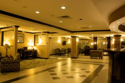 Spacious Lobby With Multiple Sitting Areas 4 of 12
