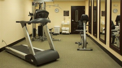 Fitness Center With Cardio And Weight Machines 6 of 12