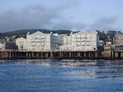 Intercontinental The Clement Monterey View From Monterey Bay