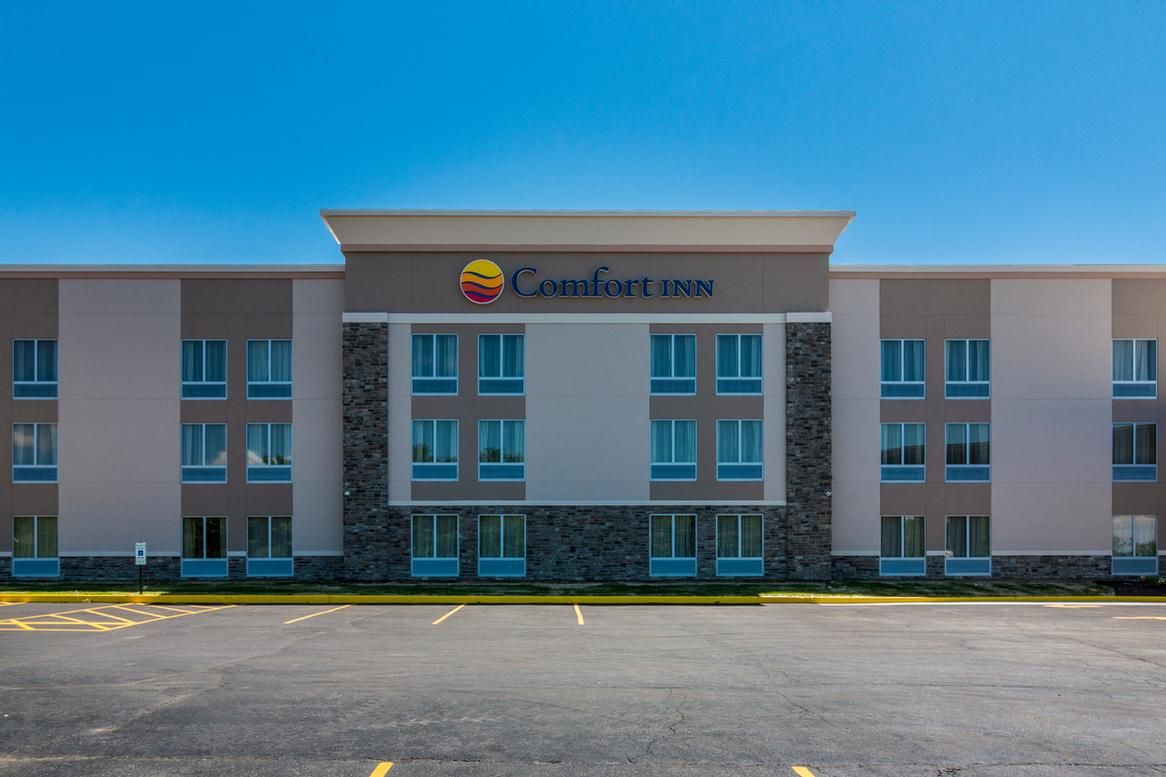 Comfort Inn Edwardsville 3080 South State Route 157 Il 62025