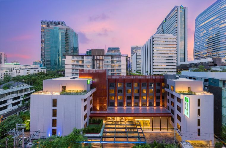 Holiday Inn Express Bangkok Sathorn 1 of 10