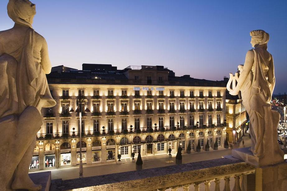 Intercontinental Bordeaux – Le Grand Hotel 1 of 9