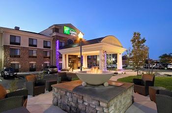 Holiday Inn Express & Suites Colorado Springs First & Main 1 of 5