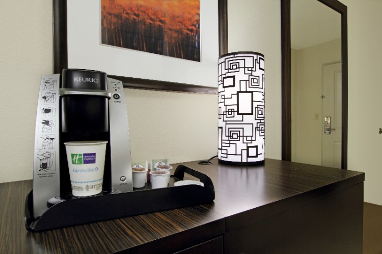 All Guest Rooms Equipped With Keurigs! 5 of 5
