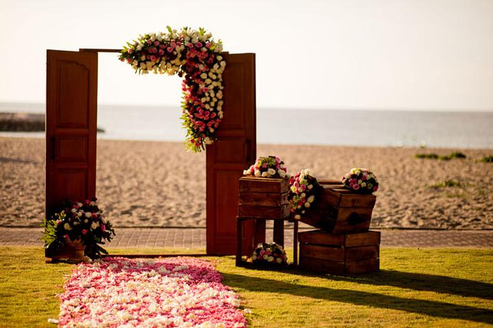 Bali Beachfront Wedding 28 of 29