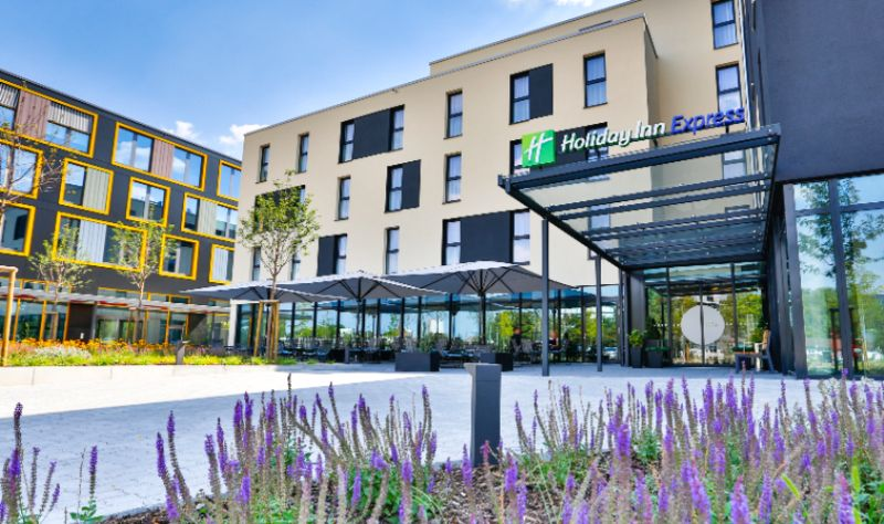 Holiday Inn Express Karlsruhe City Park 1 of 7