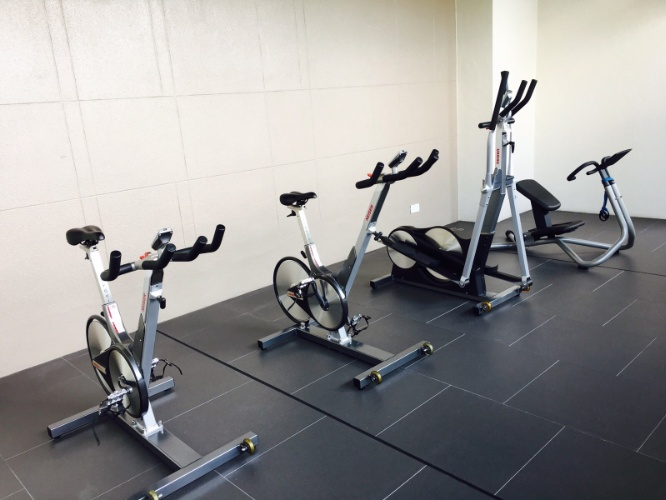 Fitness Area (At Hotel 18/floor) 10 of 11
