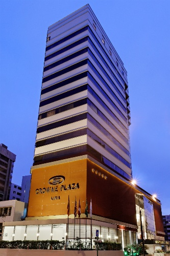 Crowne Plaza Lima 1 of 3