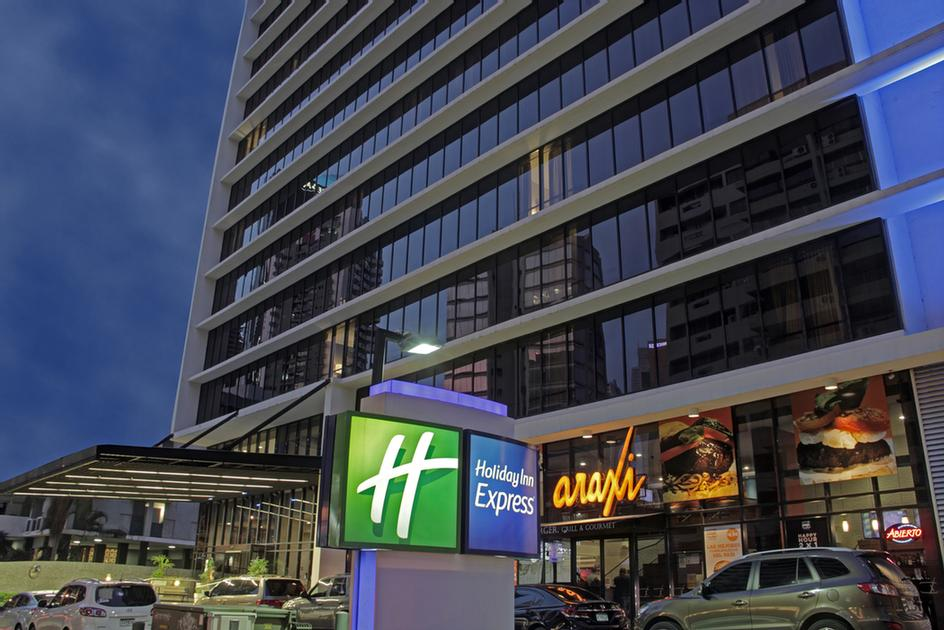 Holiday Inn Express Panama Distrito Financiero 1 of 6