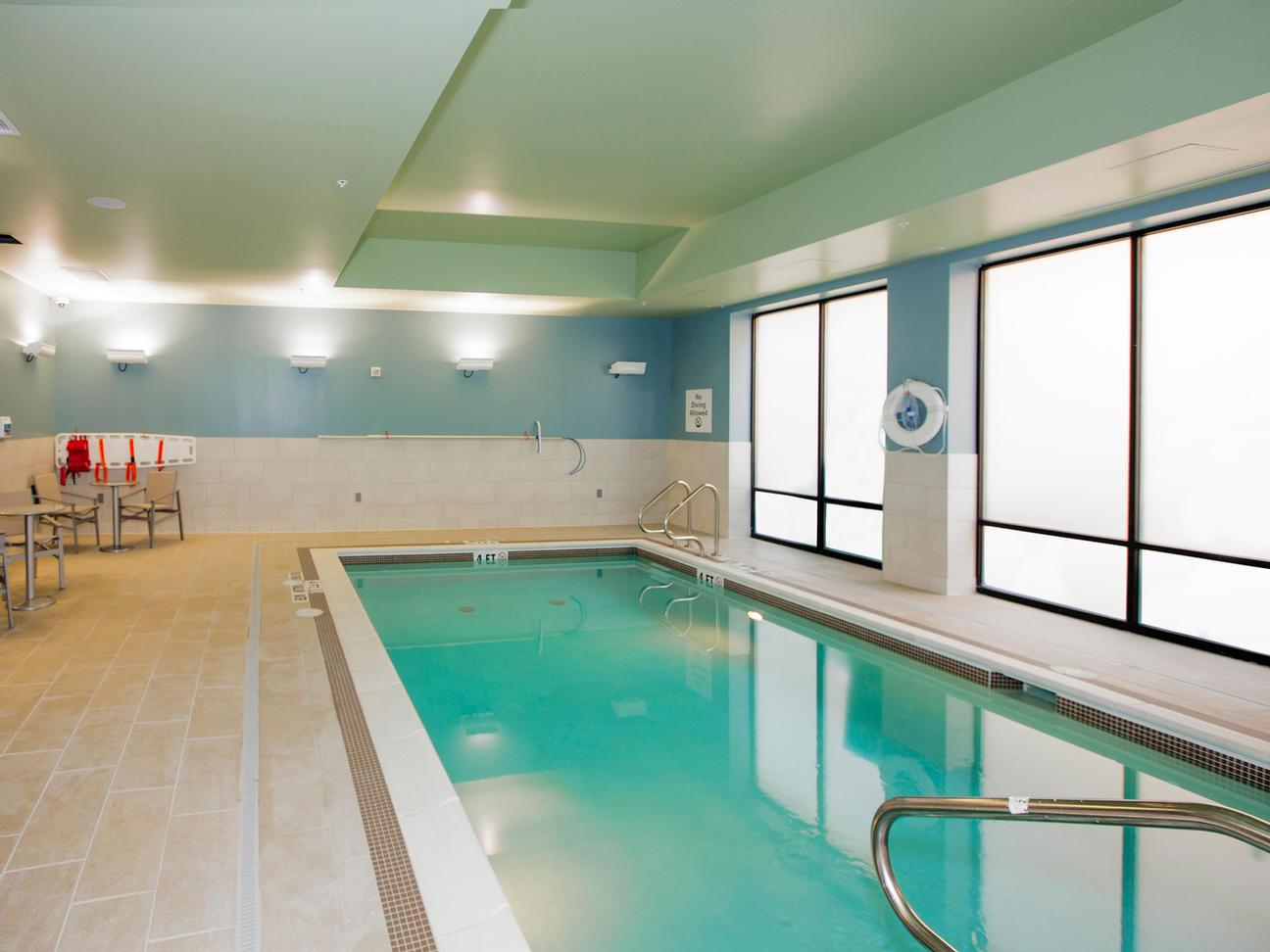 Indoor Pool 3 of 15
