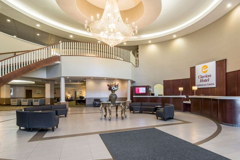 Clarion Hotel & Conference Centre Sherwood Park 1 of 25