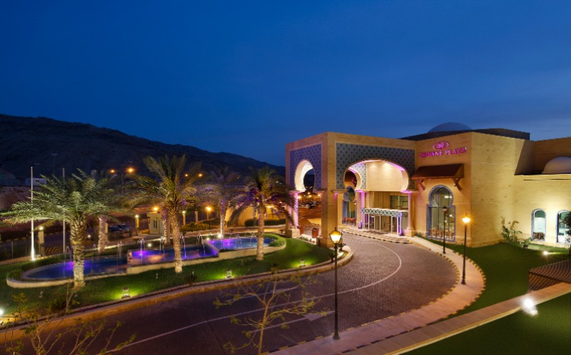 Crowne Plaza Jordan Dead Sea Resort & Spa 1 of 21