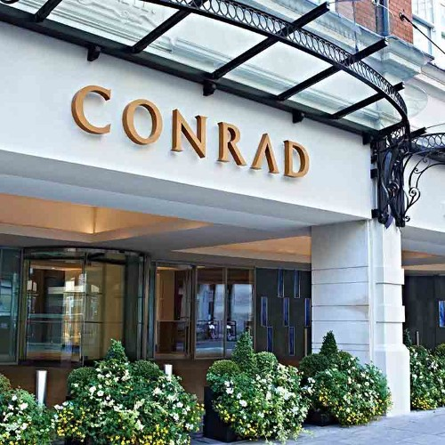 Conrad London St. James 1 of 12