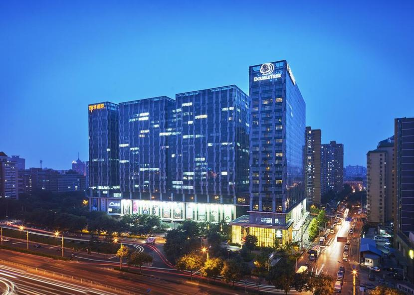Doubletree by Hilton Beijing 1 of 21