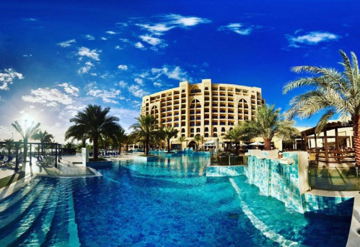Doubletree by Hilton Resort & Spa Marjan Island 1 of 28