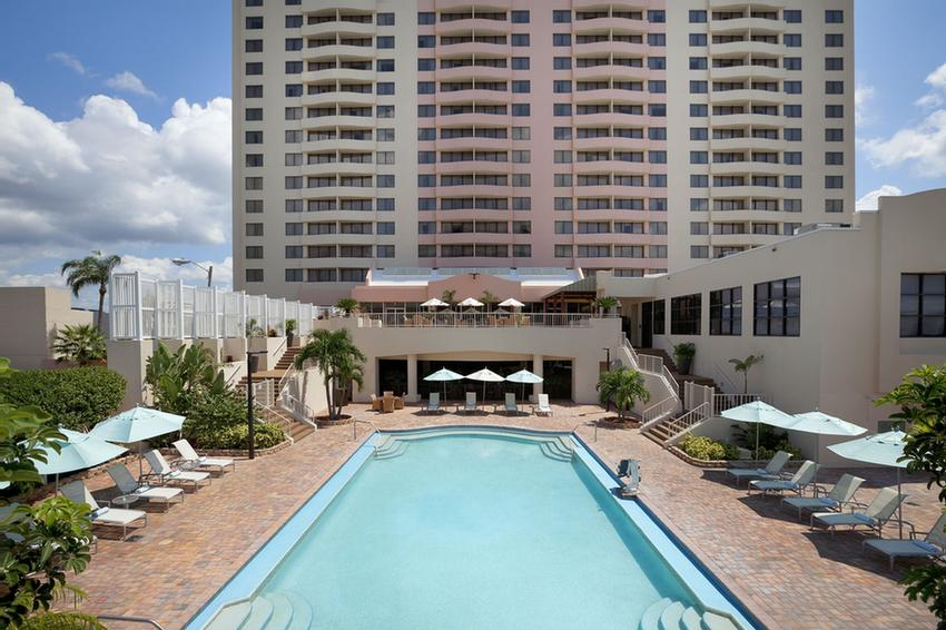 Embassy Suites by Hilton Tampa Airport Westshore 1 of 12