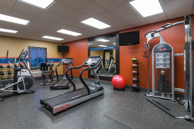 Fully Equipped Fitness Center 6 of 12