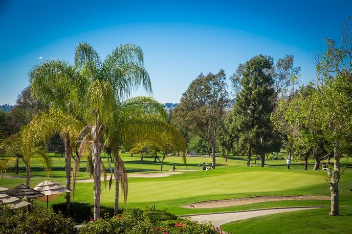 The Hilton Garden Los Angeles Montebello Is Situated On The 1st Tee Of The Montebello 18-Hold Championship Golf Course 14 of 17