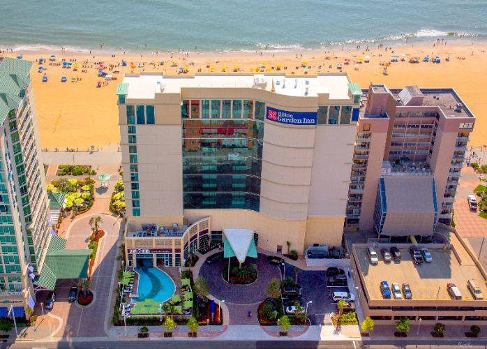 Hilton Garden Inn Virginia Beach Oceanfront 1 of 6