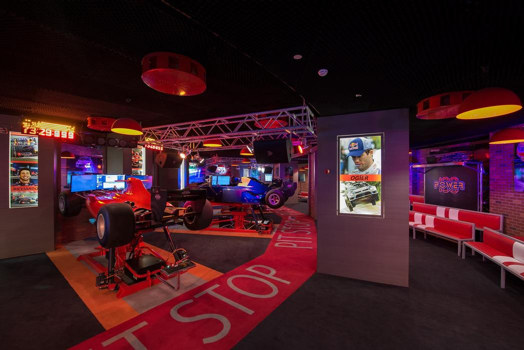 Speedcity Entertainment Center 20 of 31