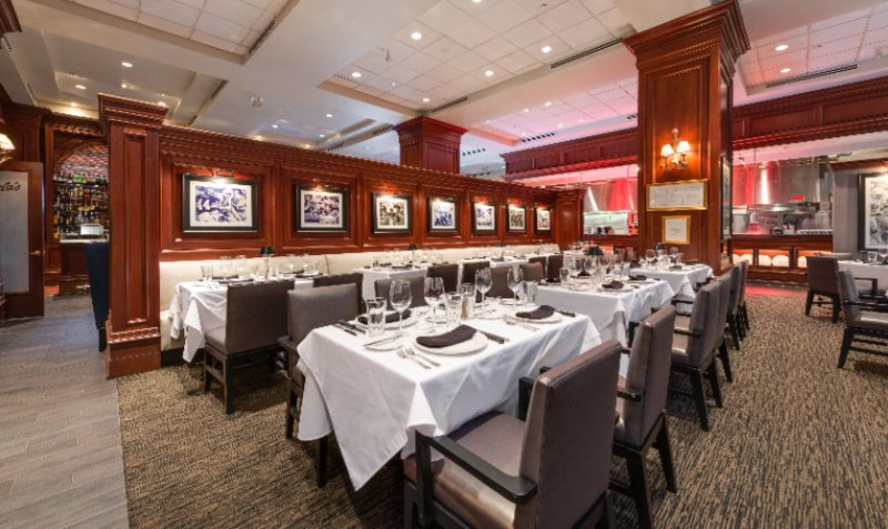 Shula\'s Steak House Located Off Hilton Naples Lobby 12 of 13