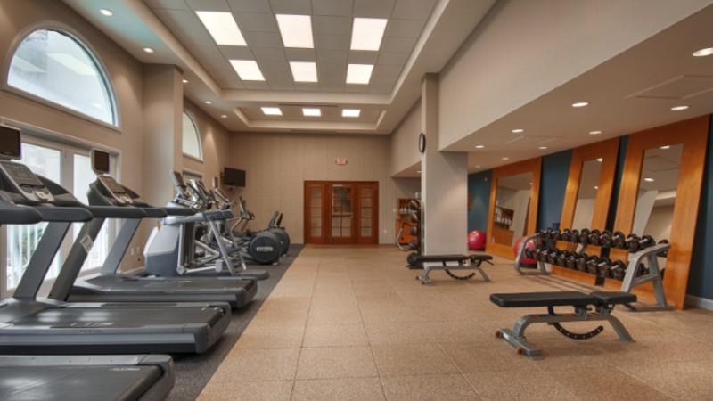 Hilton Naples Fitness Center 7 of 13