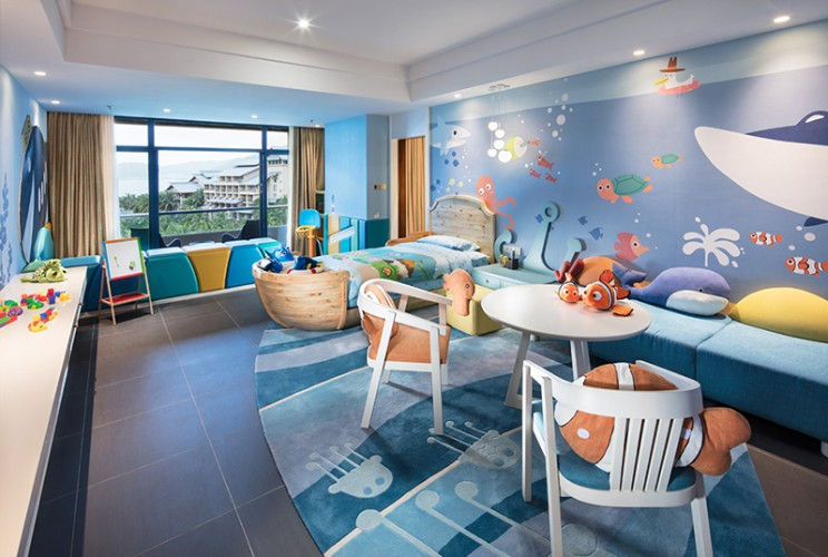 Ocean View Family Suite -Ocean World 8 of 23