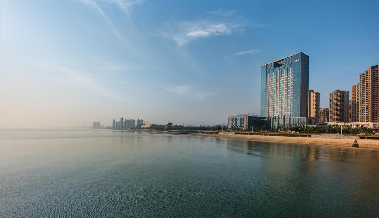 Hilton Yantai Golden Coast 1 of 11
