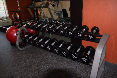 Fitness Center -Free Weights 20 of 22
