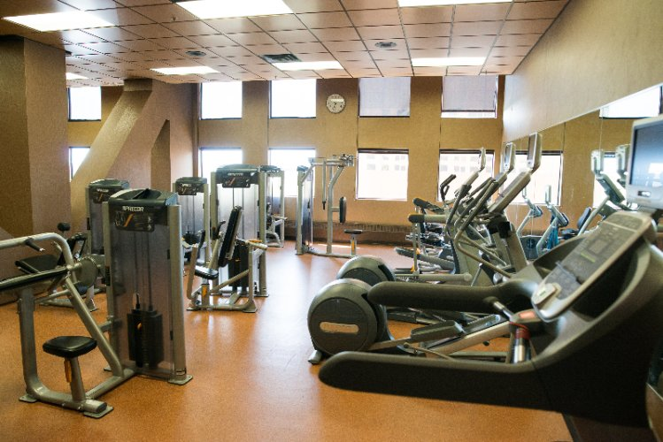 Fitness Center Precor Equipment 13 of 30