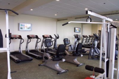 Fitness Center Holiday Inn Crystal Lake 9 of 11