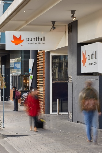 Punthill Apartment Hotel South Yarra Grand 1 of 5