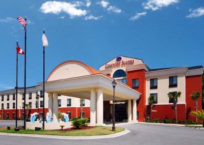 Image of Comfort Suites Savannah North