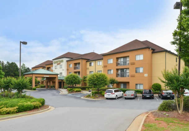 Courtyard by Marriott Atlanta Suwanee 1 of 11