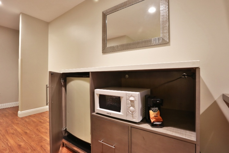 Refrigerator And Microwave 4 of 13