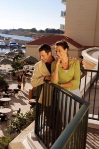 Terrace With Waterway Or Marina Views From Every Room 10 of 25