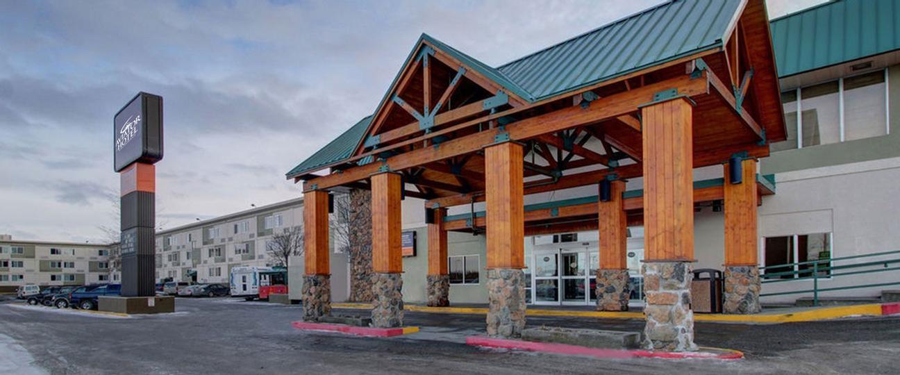 Aviator Hotel Anchorage 239 West 4th Ave Ak 99501