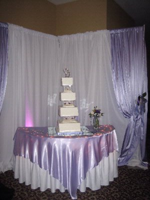 Wedding Reception -Cake Table 11 of 15