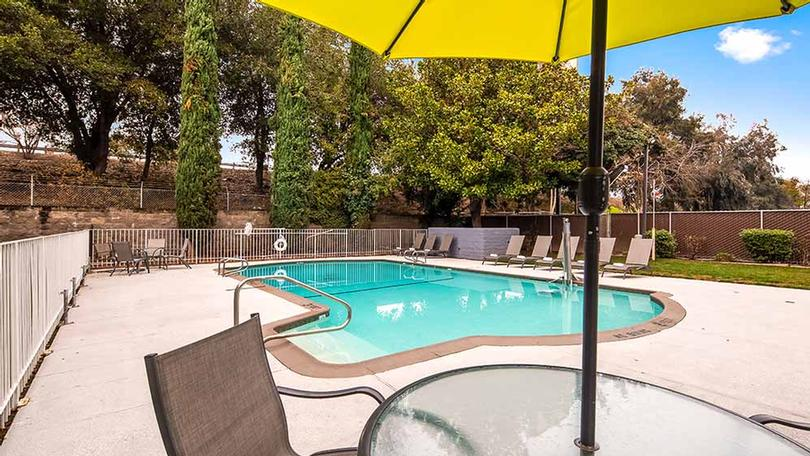 Enjoy The California Sun In Our Pool 24 of 25