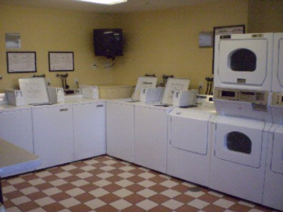 On Site Laundry Facilities 6 of 6