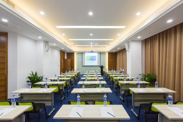 Holiday Inn Express Suzhou Changjiang 1 of 13
