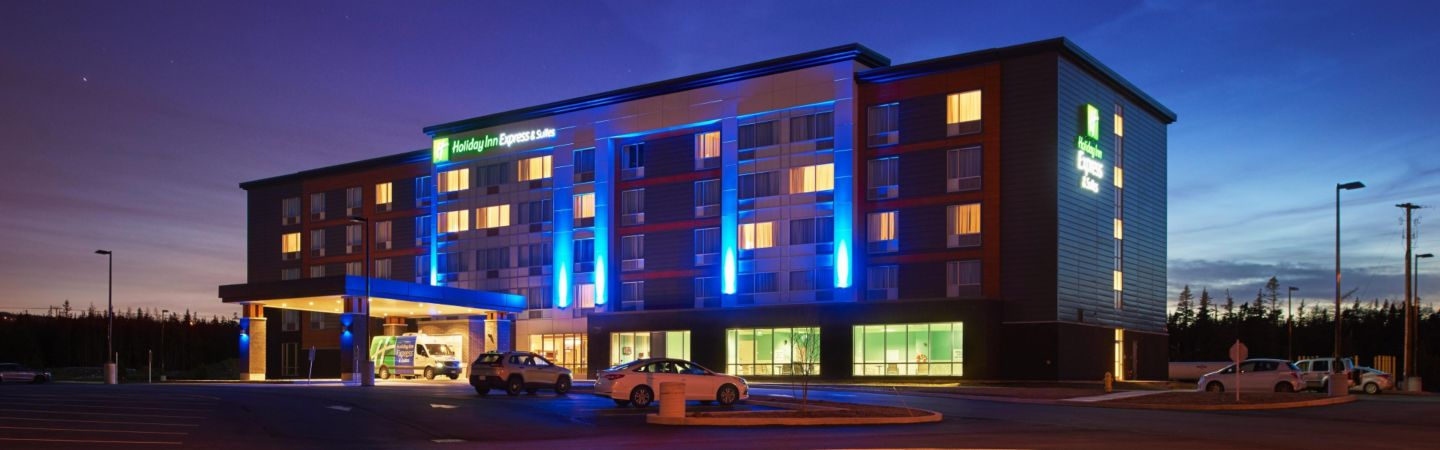 Holiday Inn Express & Suites St. John\'s Airport 1 of 21