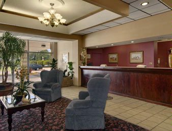 Howard Johnson Inn Lobby